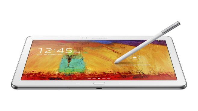 September 2013: Samsung Galaxy Note 10.1 (2014 Edition) ©Samsung