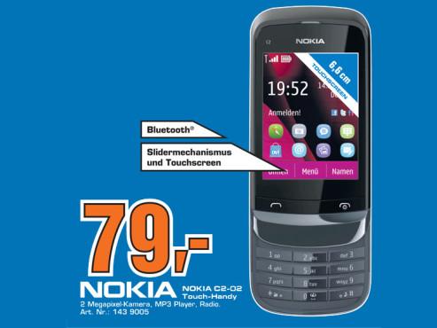 Nokia C2-02 ©Saturn