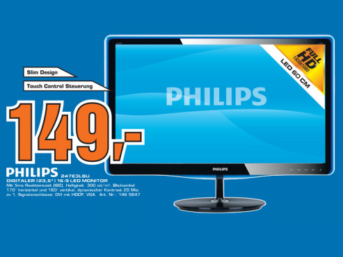 Philips 247E3LSU ©Saturn