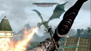 Rollenspiel The Elder Scrolls 5 – Skyrim: Drachenkampf©Bethesda Softworks