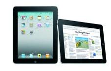 Mit dem richtigen Datentarif machen Tablet-PCs auch unterwegs richtig Spaß.©Apple