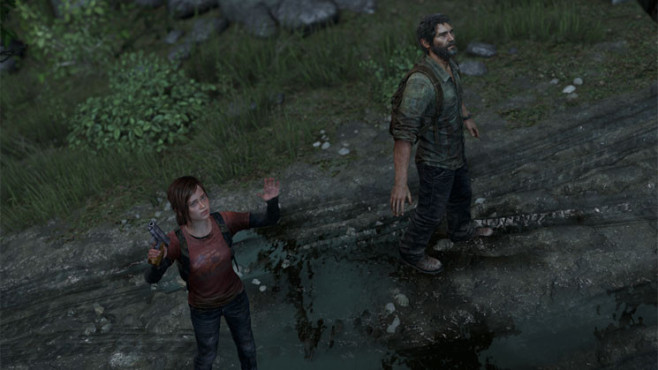 Actionspiel The Last Of Us: Waffe © Sony