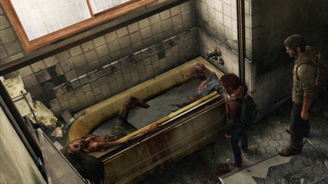 Actionspiel The Last of Us: Gemüt © Sony