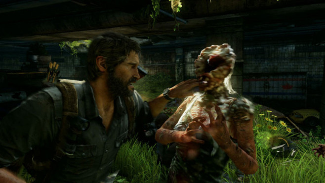 The Last of Us: Zombie © Sony