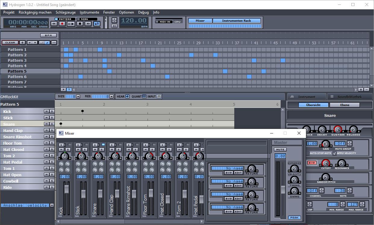 Screenshot 1 - Hydrogen