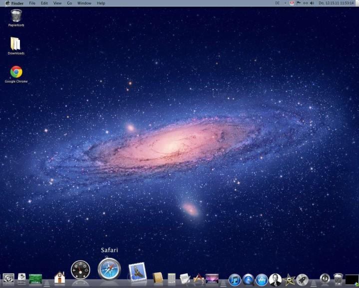 Screenshot 1 - Lion Skin Pack (64 Bit)