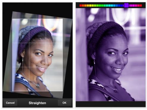 Adobe Photoshop Express ©Adobe Systems, Inc.