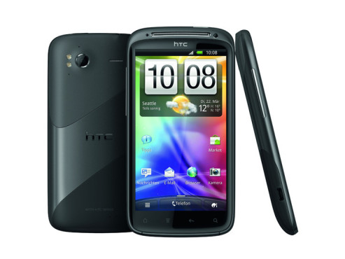 HTC Sensation: Android-Kraftpaket mit 4,3-Zoll-Display © HTC