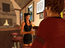 Avatare in Second Life©Lindenlab Inc.