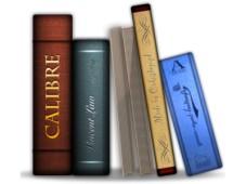 Calibre: Eigene eBooks erstellen Der Kindle Touch von Amazon.©Calibre