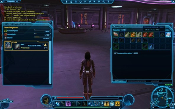 Online-Rollenspiel Star Wars – The Old Republic: Tipps und Tricks © Electronic Arts