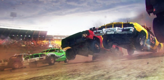 Rennspiel Dirt Showdown © Codemasters