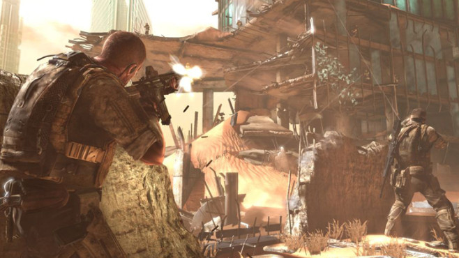 Actionspiel Spec Ops – The Line ©Take-Two
