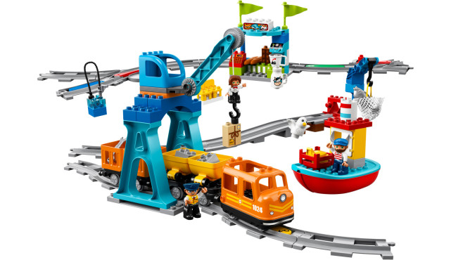 LEGO- und Duplo-Spielzeug als Weihnachtsgeschenk©LEGO, Dublo