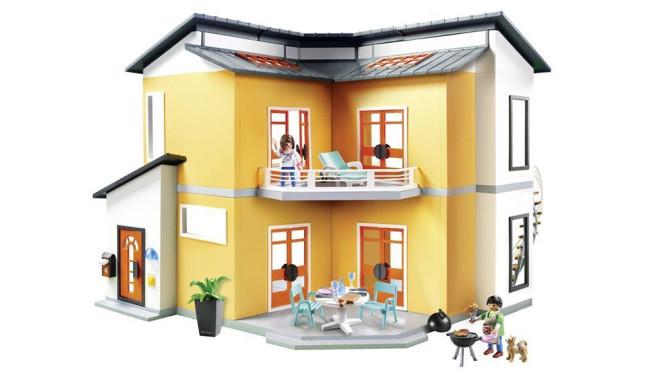 Playmobil-Haus als Weihnachtsgeschenk©geobra Brandstätter Stiftung & Co. KG