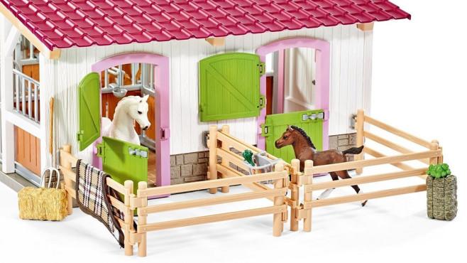 Schleich-Pferde als Weihnachtsgeschenk©Schleich