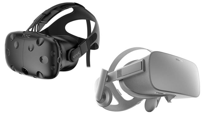 VR-Brille als Weihnachtsgeschenk©Oculus VR, HTC