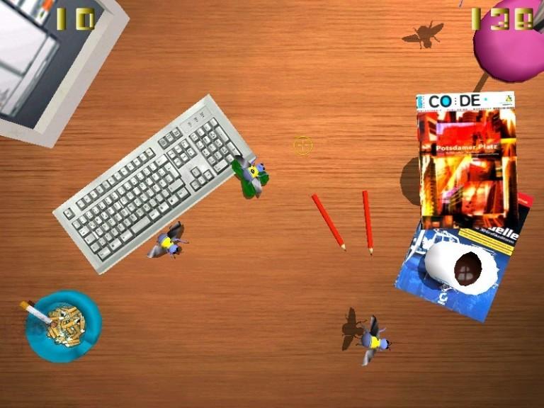 Screenshot 1 - Fliegenkiller