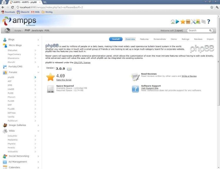AMPPS 1 3 - Download - COMPUTER BILD