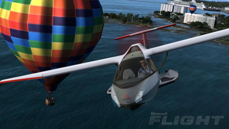 microsoft flight flugzeuge