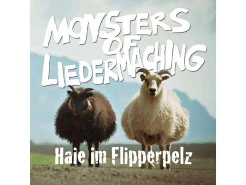 CD-Cover: Monsters of Liedermaching – Haie im Flipperpelz ©Amazon