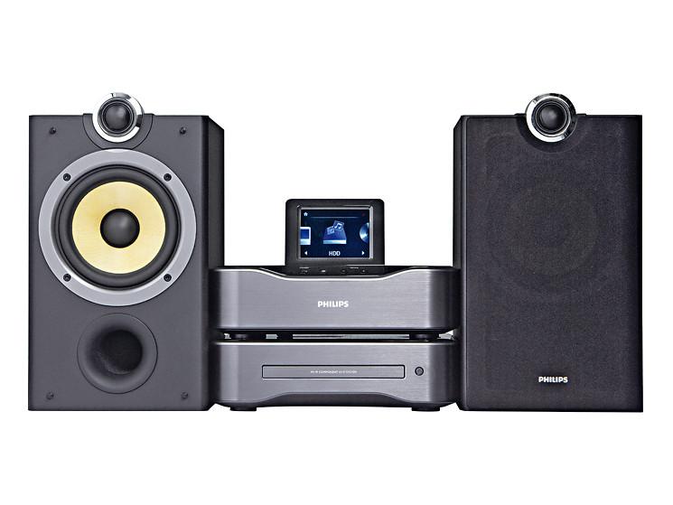 test mini stereoanlage philips mci8080 audio video foto. Black Bedroom Furniture Sets. Home Design Ideas
