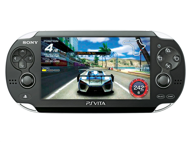 Ps Vita Test Zum Psp Nachfolger Von Sony Computer Bild Spiele