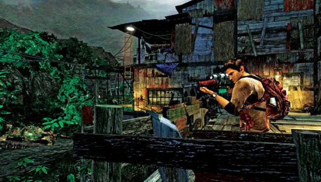 Uncharted – Golden Abyss © Sony