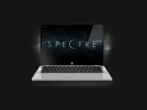 HP Envy 14 Spectre © HP