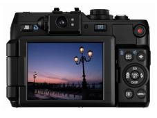 Back: Canon PowerShot G1 X©Canon
