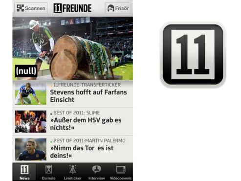 11 Freunde ©11 FREUNDE Verlag GmbH &  Co. KG