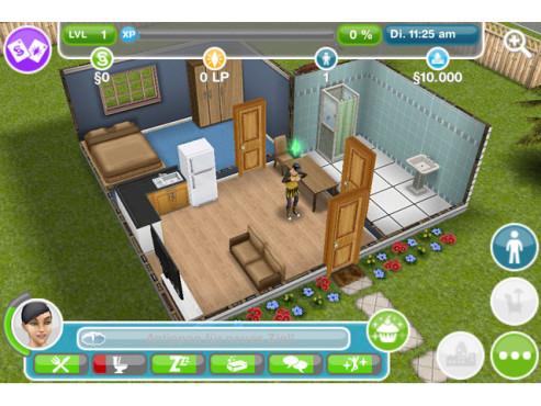 Sims Freispiel ©EA Swiss Sarl
