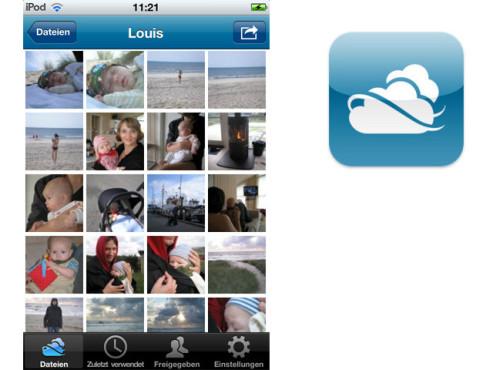 SkyDrive ©Microsoft Corporation