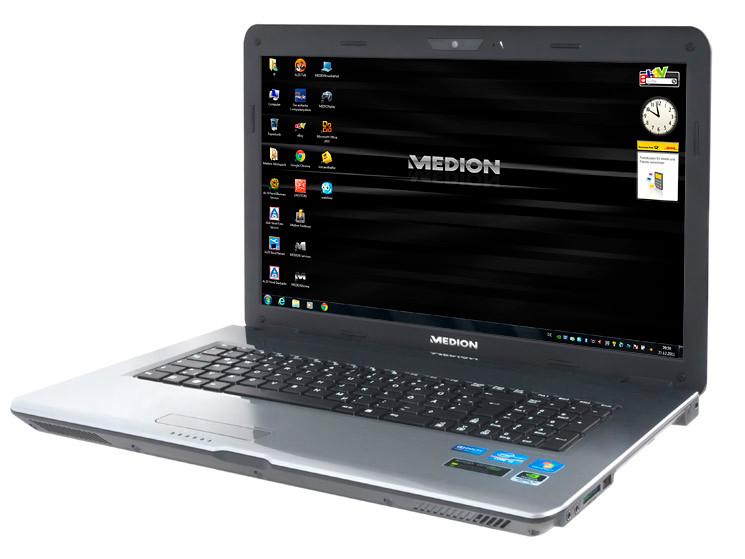Test: Aldi-Notebook Medion Akoya P7624 (MD98920 ...