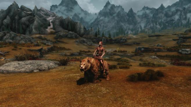 Skyrim-Mod: Tytanis – The Ultimate Mod ©Bethesda Softworks