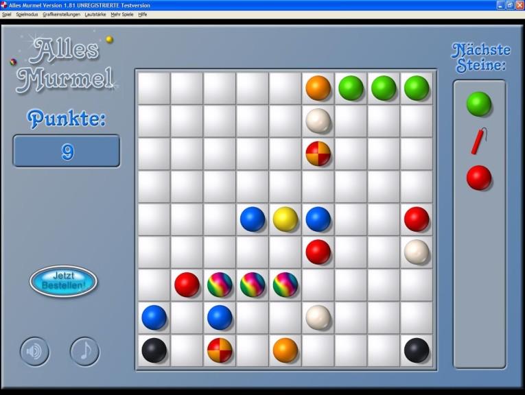 Screenshot 1 - Alles Murmel