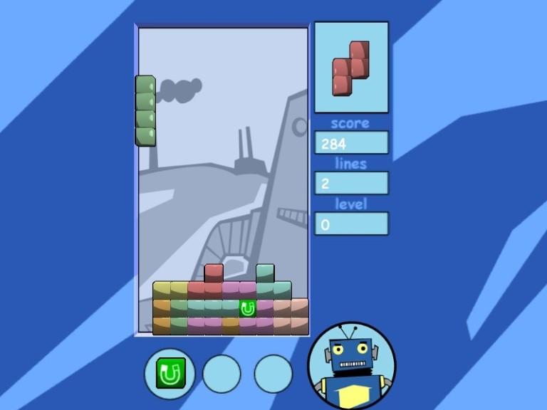 Screenshot 1 - Bricks from Above