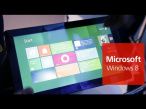 Tablet-PC mit Windows 8 © Microsoft