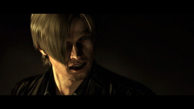 Actionspiel Resident Evil 6: Leon S. Kennedy © Capcom