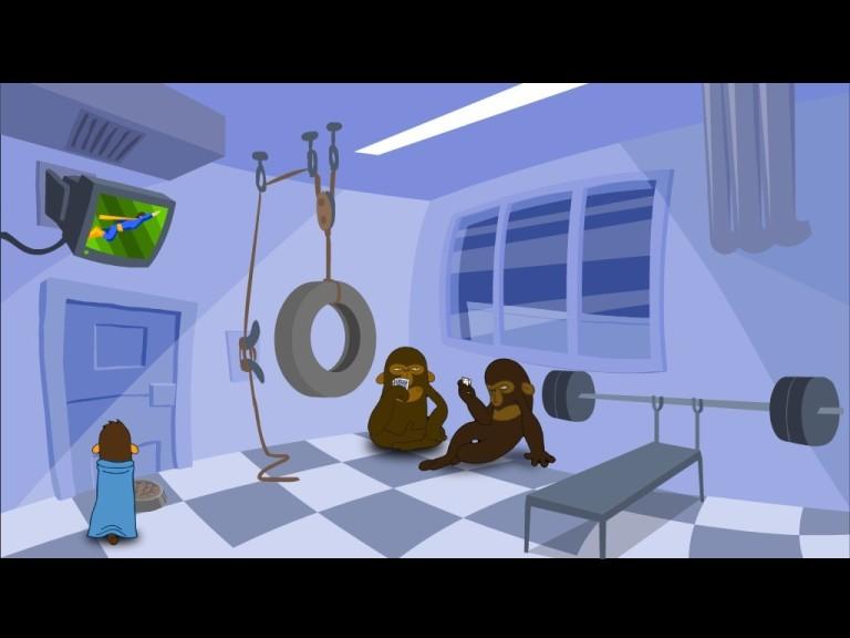 Screenshot 1 - Big Time Monkey
