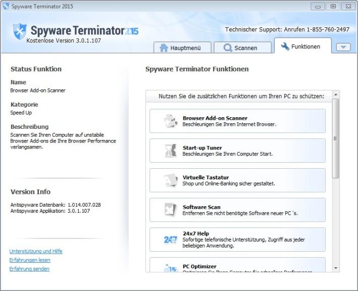 spyware terminator windows 10 free