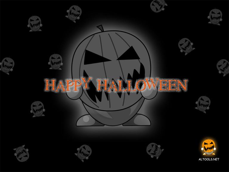 Screenshot 1 - ALTools Halloween Desktop Wallpapers
