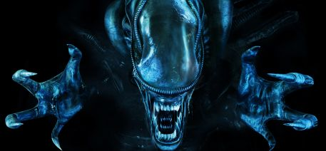 Actionspiel Aliens – Colonial Marines: Alien © Sega