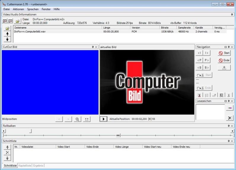 Screenshot 1 - Cuttermaran