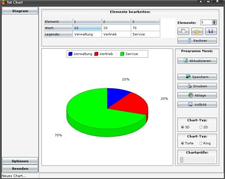 Screenshot 1 - 1st Chart