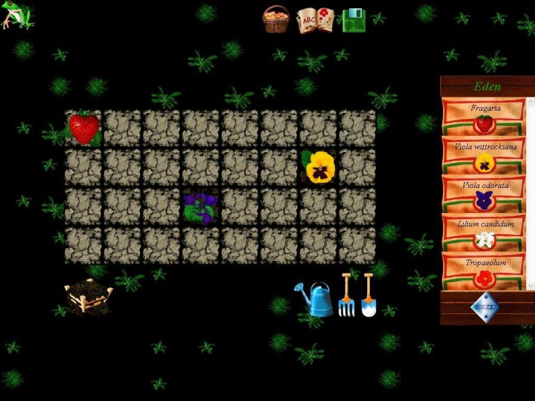 Screenshot 1 - Gartenzeit