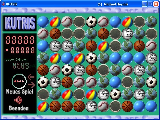 Screenshot 1 - Kutris