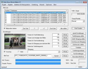 Slide Show Movie Maker