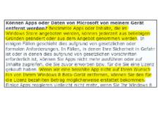 AGB des Windows Store©COMPUTER BILD