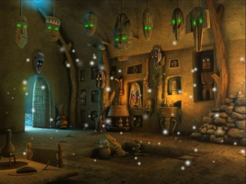 Unsolved Mystery Club – Ancient Astronauts ©Intenium